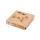 11731-7 Салфетки «Папирус» трехслойные 33х33 см персик 30 шт