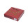 11735-1 Салфетки «Папирус» трехслойные 33х33 см красные 30 шт