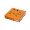 11735-10 Салфетки «Папирус» трехслойные 33х33 см оранжевые 30 шт