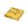 11735-3 Салфетки «Папирус» трехслойные 33х33 см желтые 30 шт