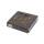 11739-2 Салфетки «Папирус» трехслойные 33х33 см коричневые 30 шт.