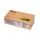 11821-7 Салфетки «Папирус Люкс» двухслойные 24х24 см персик 200 шт