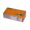11825-10 Салфетки «Папирус Люкс» двухслойные 24х24 см оранжевые200 шт