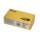 11825-3 Салфетки «Папирус Люкс» двухслойные 24х24 см желтые 200 шт