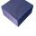 11825-2 Салфетки «Папирус Люкс» двухслойные 24х24 см синие 200 шт