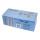 11931-13 Салфетки «Папирус Люкс» трехслойные 33х33 см голубые 250 шт