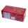 11940-1 Салфетки «Папирус Люкс» трехслойные 33х33 см красные 250 шт