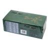 11940-4 Салфетки «Папирус Люкс» трехслойные 33х33 см зеленые 250 шт