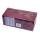 11940-5 Салфетки «Папирус Люкс» трехслойные 33х33 см бордо 250 шт