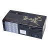 11949 Салфетки «Папирус Люкс» трехслойные 33х33 см черные 250 шт