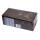 11949-2 Салфетки «Папирус Люкс» трехслойные 33х33 см коричневые 250 шт