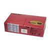 11835-1 Салфетки «Папирус Люкс» двухслойные 33х33 см красные 250 шт