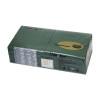 11835-4 Салфетки «Папирус Люкс» двухслойные 33х33 см зеленые 250 шт